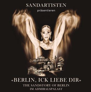 """Gutschein für eine atemberaubende Sandshow """"Dresden, ick liebe dir"""" im Admiralspalast, Dresden"""